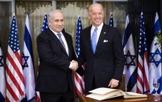 بایدن و نتانیاهو