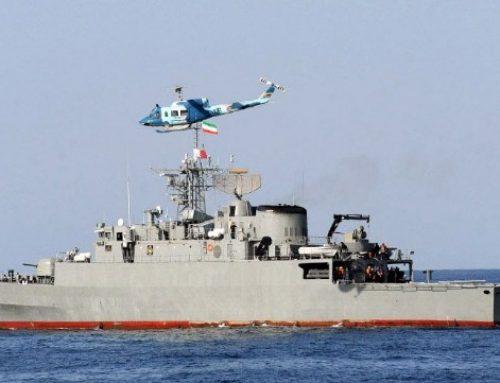 نمایش اقتدار ایران در دریای کارائیب