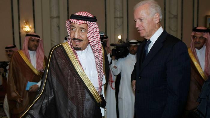 رابطه دموکراتها با خاندان سعودی