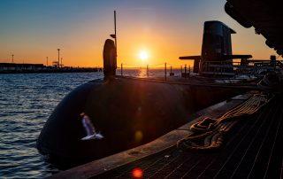زیر دریایی هسته ای استرالیا