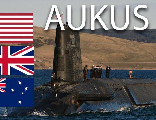 تأثیر توافق امنیتی آمریکا، انگلستان و استرالیا بر روابط بینالملل